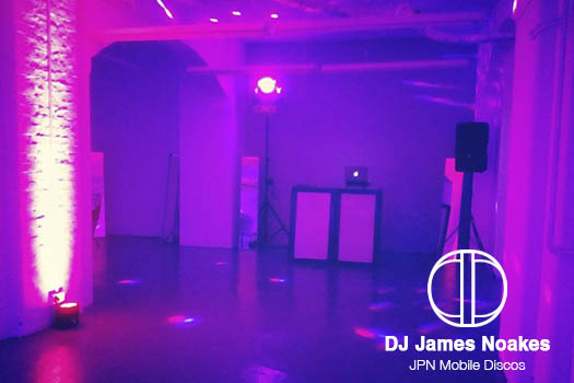mobile disco hire essex