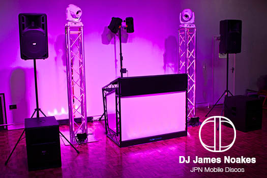 DJ James Noskes - Wedding DJ in Essex